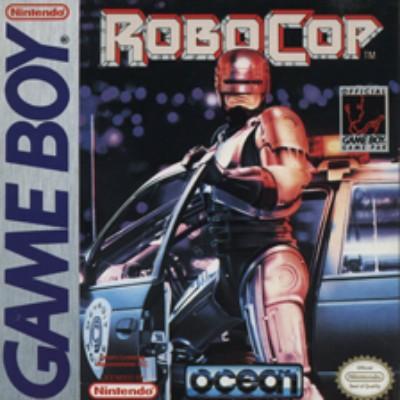 RoboCop Cover Art