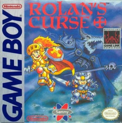 Rolan's Curse Cover Art