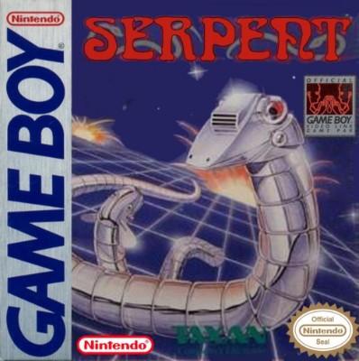 Serpent Cover Art