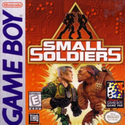 Small Soldiers Cover Art