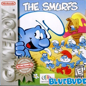 Smurfs Cover Art
