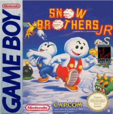 Snow Brothers Cover Art