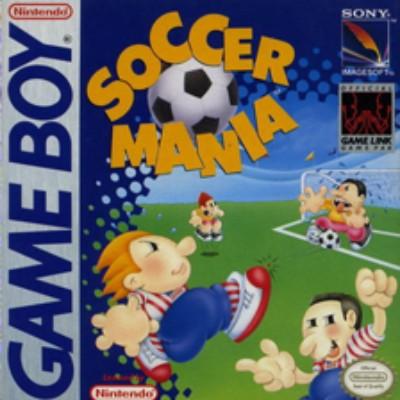Soccer Mania Cover Art