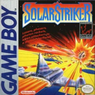 Solar Striker Cover Art