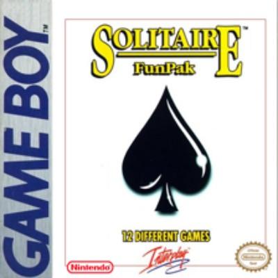 Solitaire FunPak Cover Art