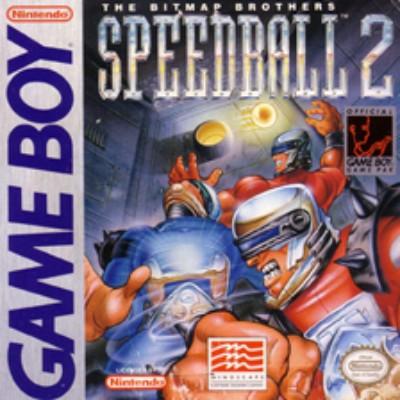 Speedball 2 Cover Art