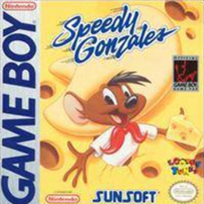 Speedy Gonzales Cover Art