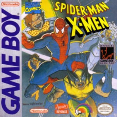 Spider-Man & X-Men: Arcade's Revenge Cover Art