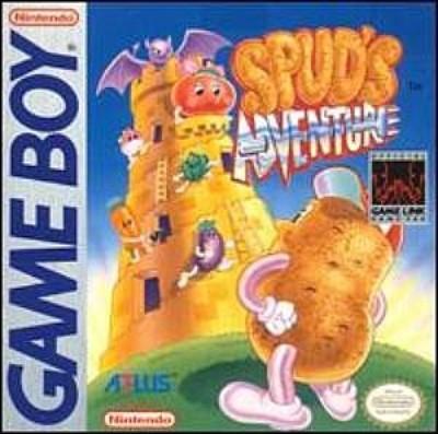 Spud's Adventure Cover Art