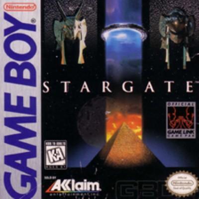 Stargate Cover Art