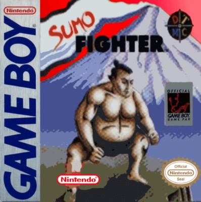 Sumo Fighter Cover Art