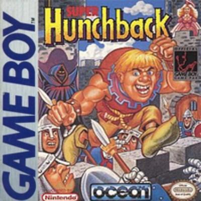 Super Hunchback Cover Art