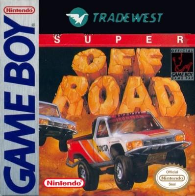Super Off Road Cover Art