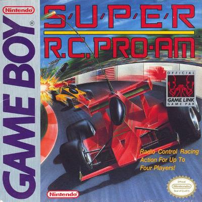 Super R.C. Pro-Am Cover Art