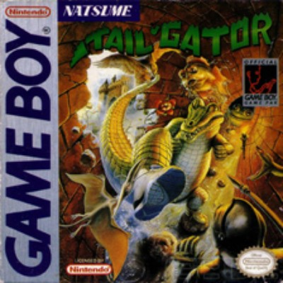 Tail 'Gator Cover Art