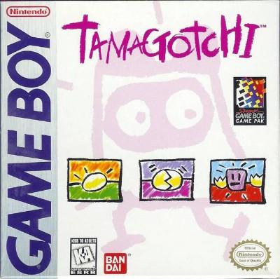 Tamagotchi Cover Art