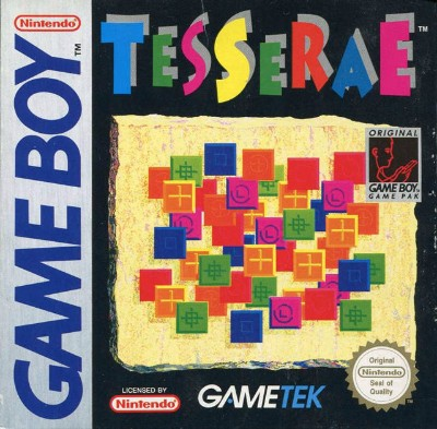 Tesserae Cover Art