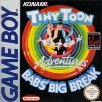 Tiny Toon Adventures: Babs' Big Break Cover Art