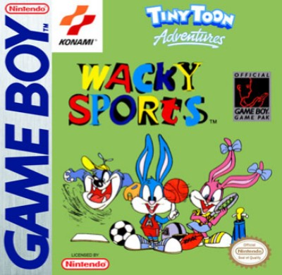 Tiny Toon Adventures: Wacky Sports Challenge Cover Art