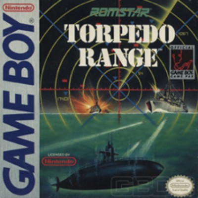 Torpedo Range Cover Art