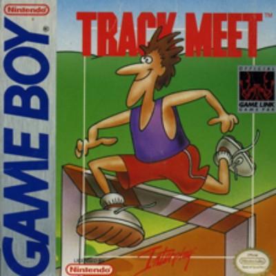 Track Meet Cover Art