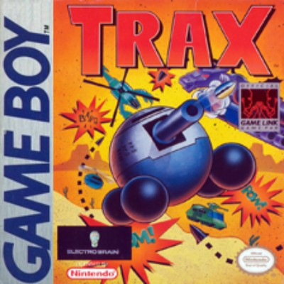 Trax Cover Art