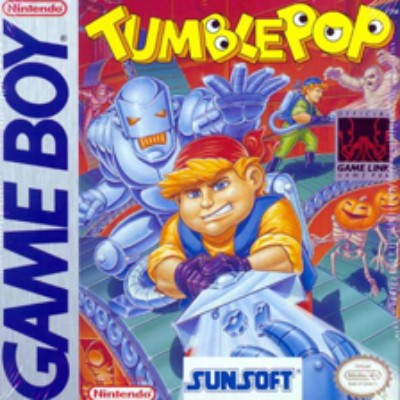 Tumble Pop Cover Art