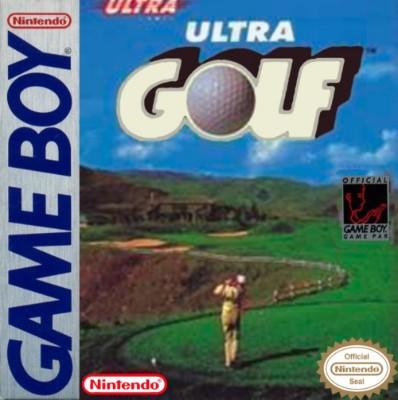 Ultra Golf Cover Art