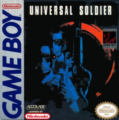 Universal Soldier Cover Art