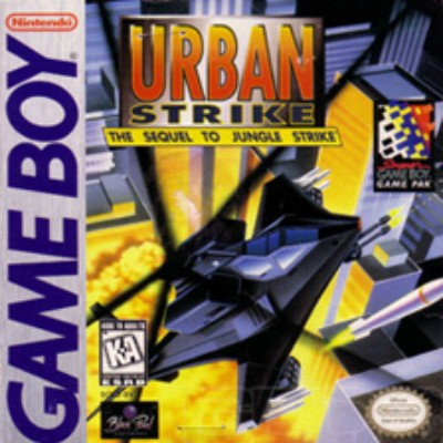 Urban Strike Cover Art