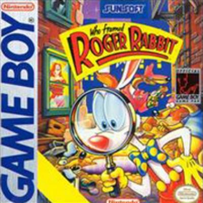 Who Framed Roger Rabbit? Cover Art