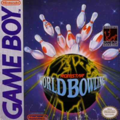 World Bowling Cover Art