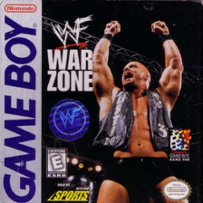 WWF War Zone Cover Art