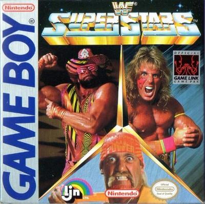 WWF Superstars Cover Art