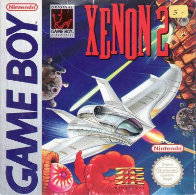 Xenon 2 Cover Art
