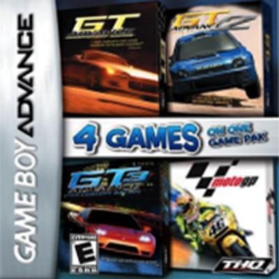 GT Advance & GT Advance 2 & GT Advance 3 & Moto GP Cover Art