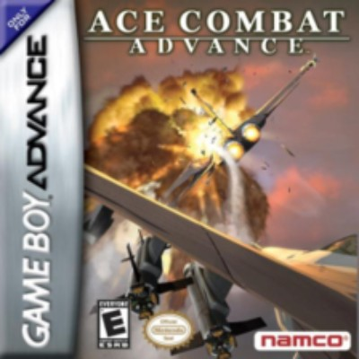 Ace Combat Advance Cover Art