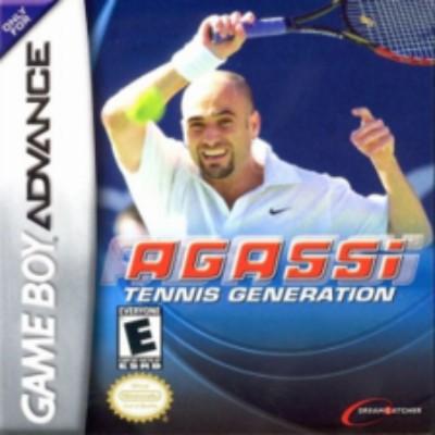 Agassi Tennis Generation Cover Art