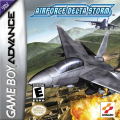 AirForce Delta Storm Cover Art