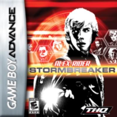 Alex Rider: Stormbreaker Cover Art