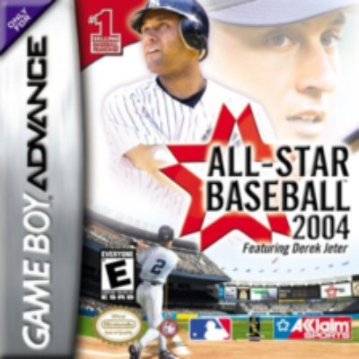 All-Star Baseball 2004 Cover Art