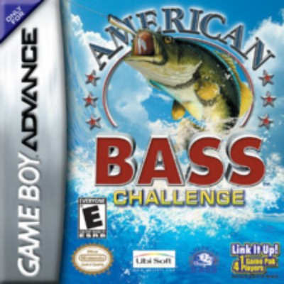 American Bass Challenge Cover Art