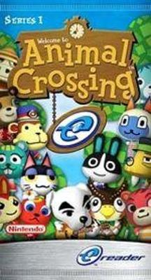 Animal Crossing-e: Series 1 Cover Art