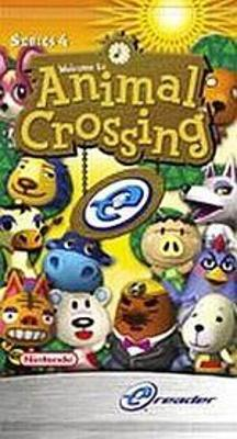 Animal Crossing-e: Series 4 Cover Art