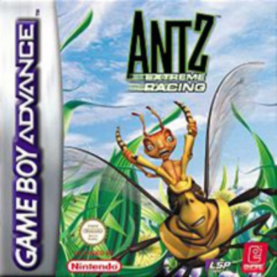 Antz Extreme Racing Cover Art