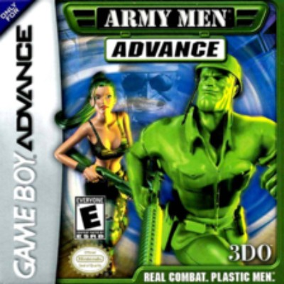 Army Men Advance Cover Art