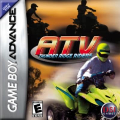 ATV: Thunder Ridge Riders Cover Art