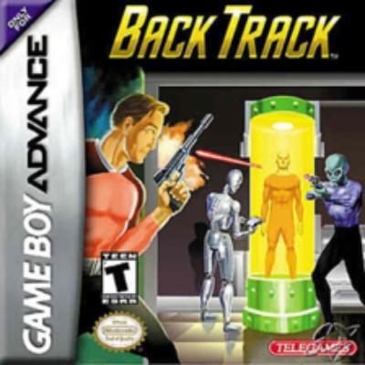 Backtrack Cover Art
