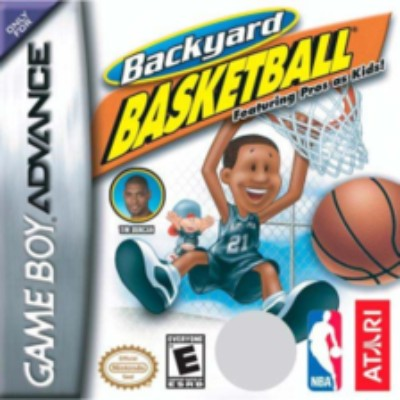 Backyard Basketball Cover Art