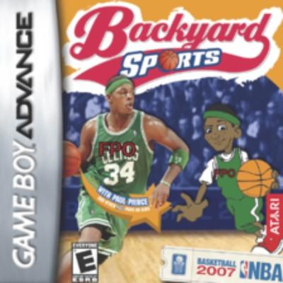 Backyard Basketball 2007 Cover Art